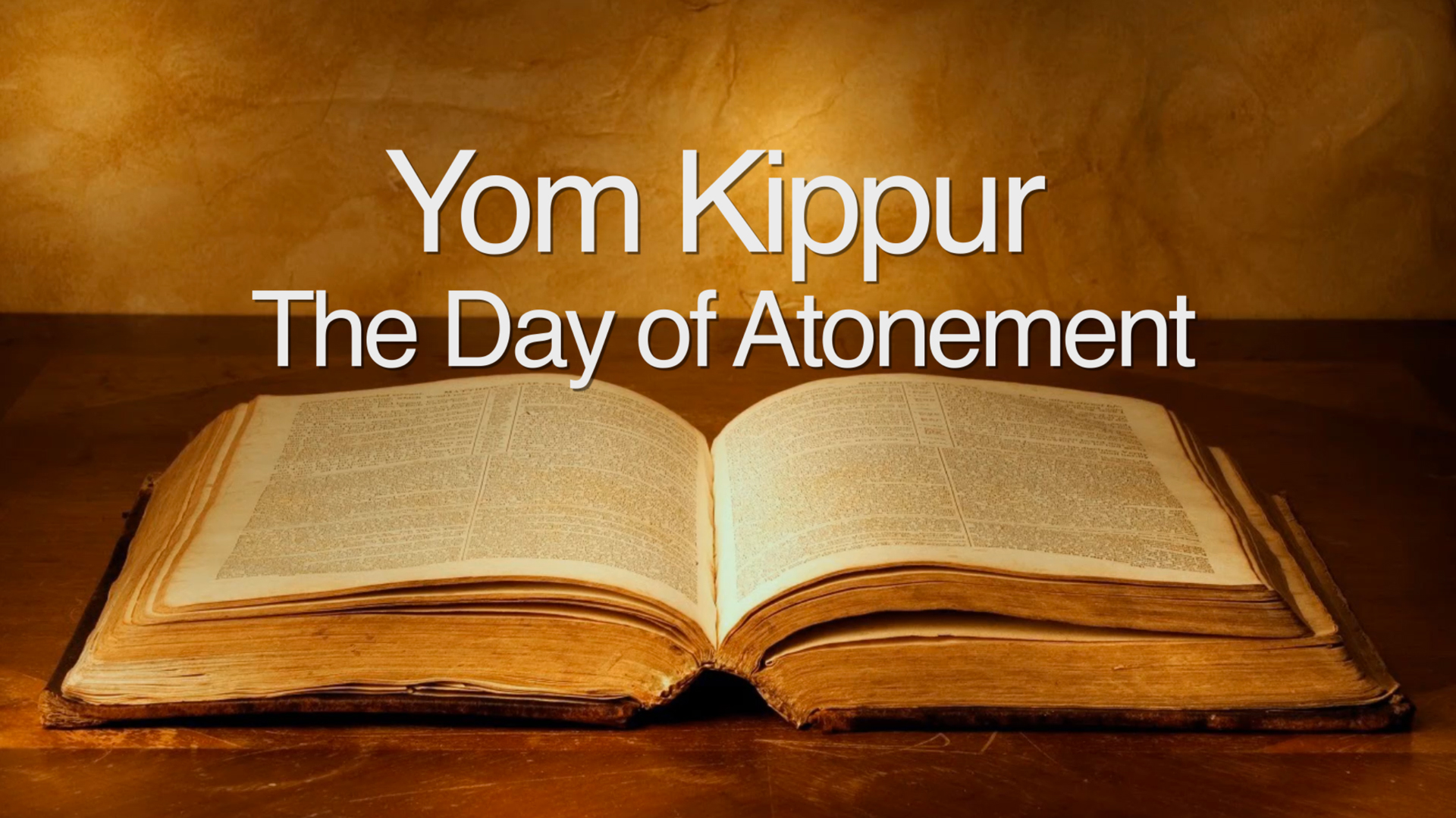 yom kippur - photo #4