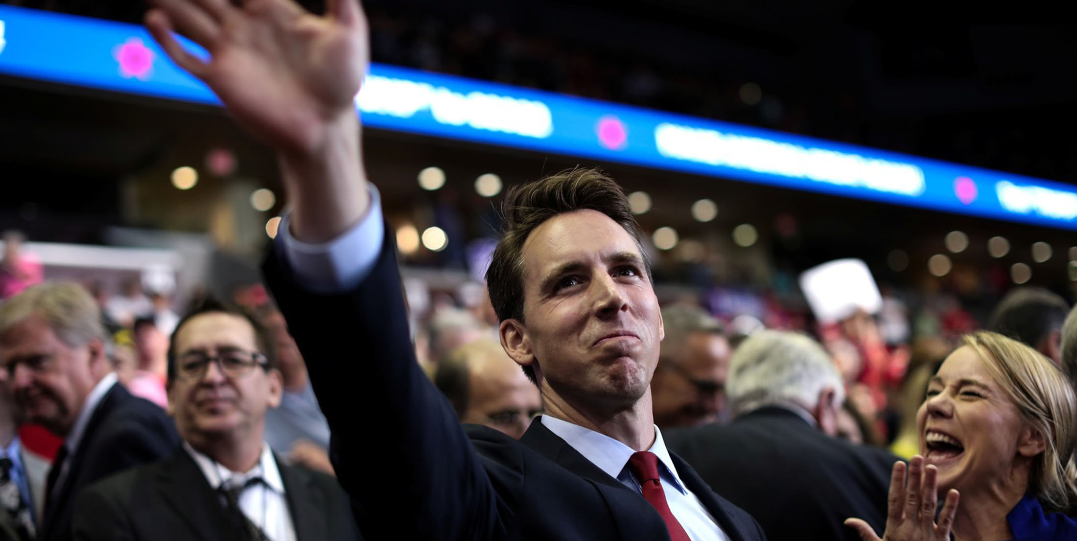 Michael Brown on Senator Josh Hawley Gets the Last Laugh on Cancel Culture With Release of New Book