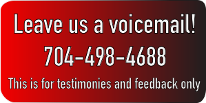 Leave us a voicemail!