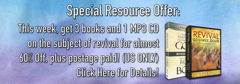 *Special* Get Dr. Brown's 3 Book/1 MP3 Disc Special: Almost 60% OFF & Postage Paid!